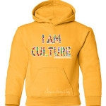 Kids Hoodie Gold International
