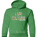 Kids Hoodie Green International
