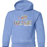 Kids International Baby Blue Hoodie
