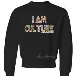 Kids International Crewneck Sweatshirt Black