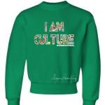 Kids International Crewneck Sweatshirt Green