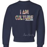 Kids International Crewneck Sweatshirt Navy