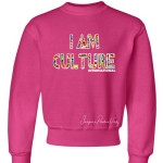 Kids International Crewneck Sweatshirt Pink