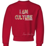 Kids International Crewneck Sweatshirt Red