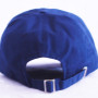 Navy Blue Baseball Cap [Back View]