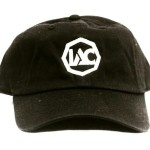 Black | White Baseball Cap [Front View]