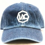 Royal Blue | White Baseball Cap [Front View]